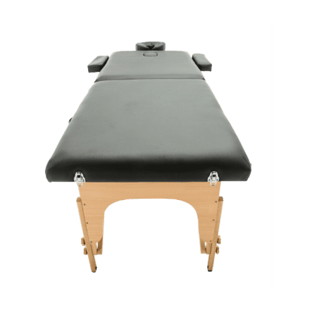 Massage Table front view
