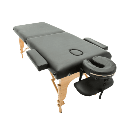 Massage Table side view
